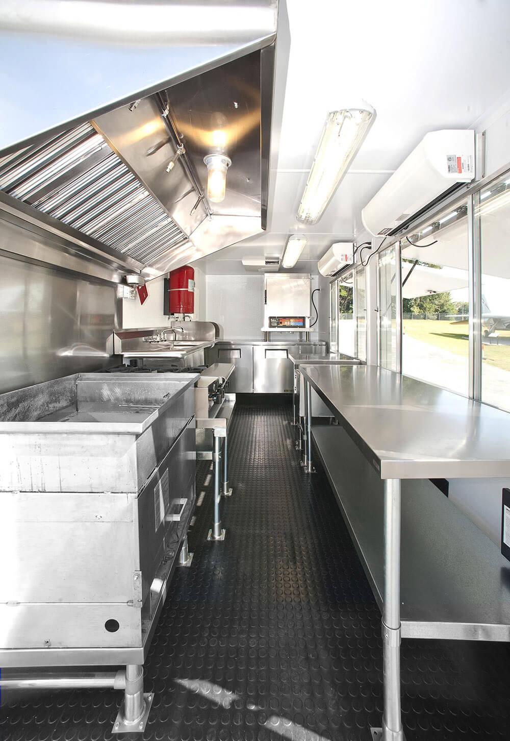 Penser l'aménagement de votre food truck pour gagner en confort et en efficacité