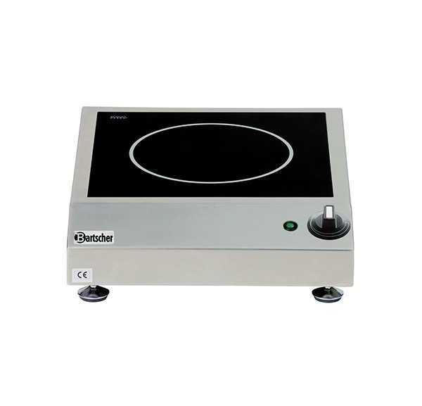 BARTSCHER - Plaque induction en Schott Ceran à poser 2500 W - A105942