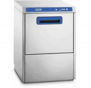 CASSELIN - Lave-vaisselle double paroi 500 x 500 (adoucisseur + pompe vidange)