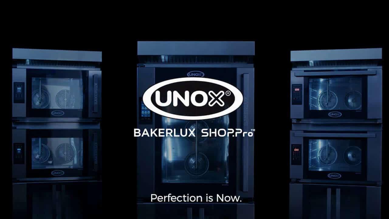 Gamme four Bakerlux Shop.Pro d'Unox