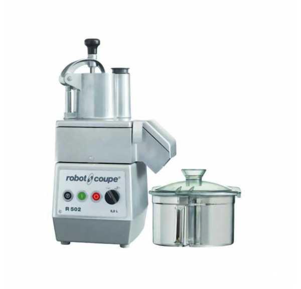 ROBOT-COUPE - Combiné Cutter et Coupe-Légumes R502