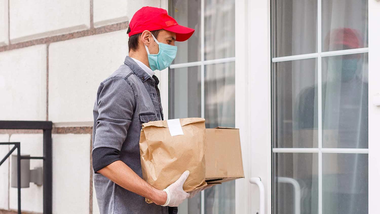 Proposer un service de livraison de plats à domicile - Covid-19