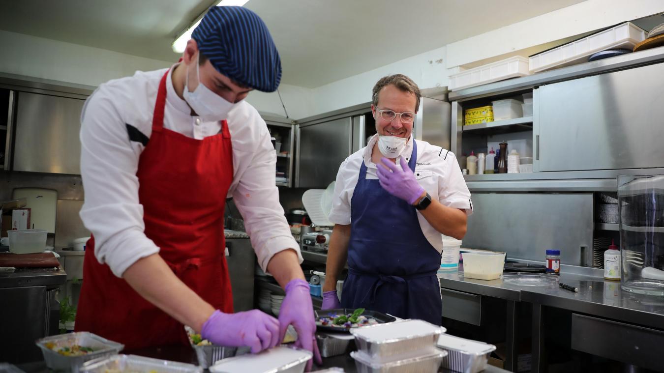 Comment s'organiser en cuisine pour proposer la livraison à domicile ou la vente à emporter pendant le confinement - Covid-19
