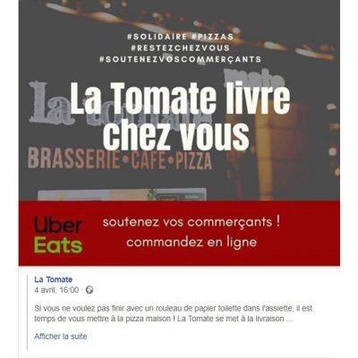 Restaurant La Tomate à Nantes (44)
